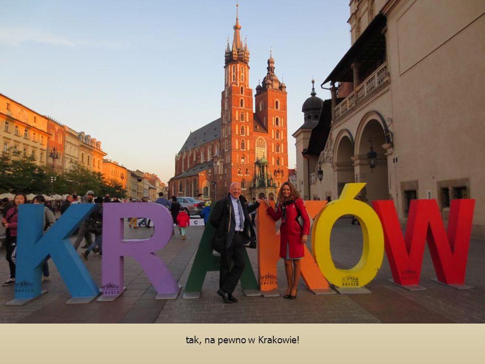 tak, na pewno w Krakowie!