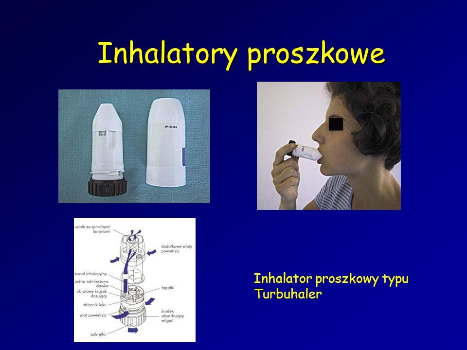 Inhalatory ciśnieniowe Inhalator ciśnieniowy z dozownikiem Babyhaler – przystawka objętościowa do podawania leków z MDI u dzieci od 1 mies.