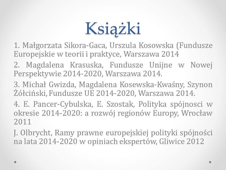 PO Wiedza Edukacja Rozwój PO Infrastruktura i Środowisko PO Inteligentny Rozwój PO Polska Cyfrowa PO Polska Wschodnia PO Pomoc techniczna 16 RPO