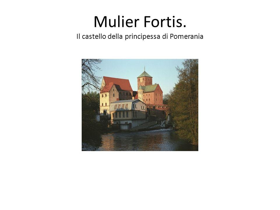 Mulier Fortis. Il castello della principessa di Pomerania