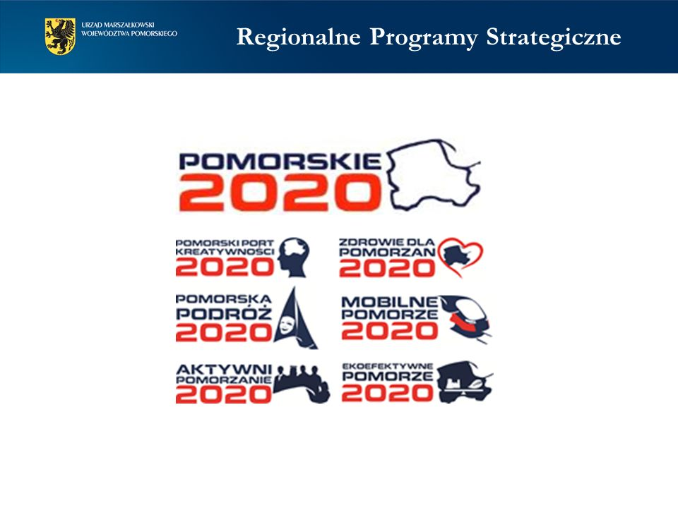 Regionalne Programy Strategiczne