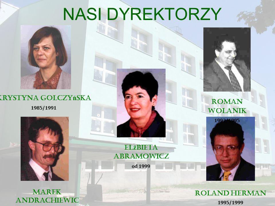 1992 VII miejsce Iwony Niedźwieckiej w Wojewódzkim Konkursie Chemicznym (opiek. W. Andrachiewicz)