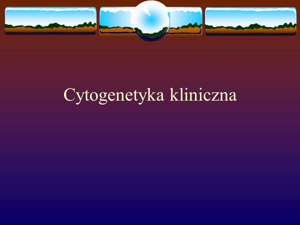 Cytogenetyka kliniczna