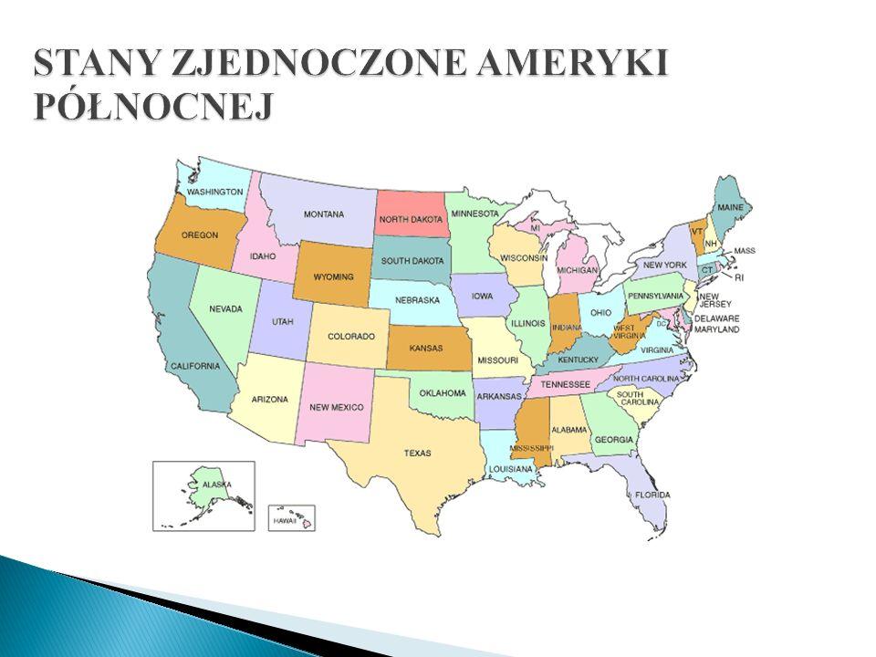 STANY ZJEDNOCZONE AMERYKI PÓŁNOCNEJ USA mają system oświaty najbardziej zróżnicowany, zdecentralizowany, a zarazem dynamiczny.