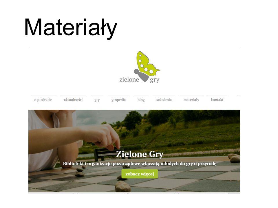 Materiały