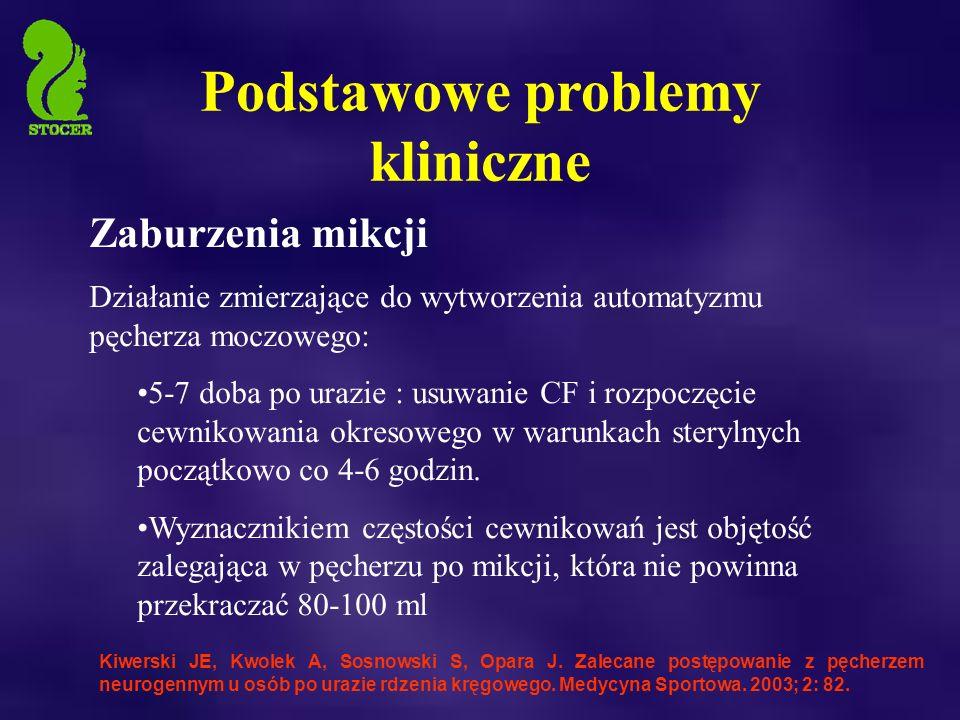Kiwerski JE, Kwolek A, Sosnowski S, Opara J.