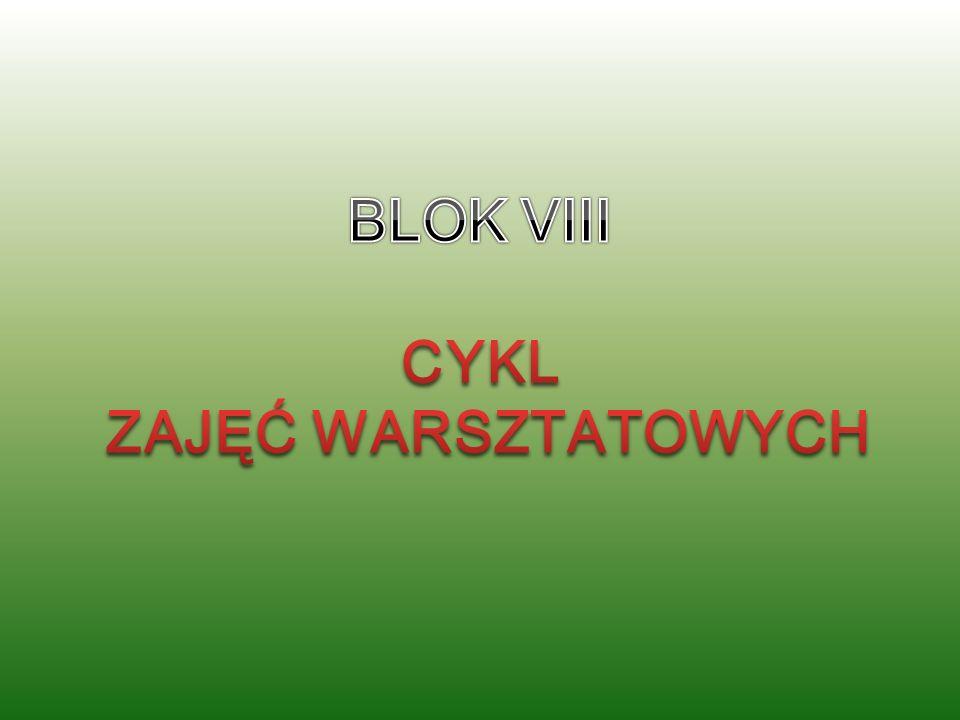 Specjalny Ośrodek Szkolno-Wychowawczy w Szczytnie Opracowały Hanna Ojcewicz i Alina Witkowska MAJ 2014