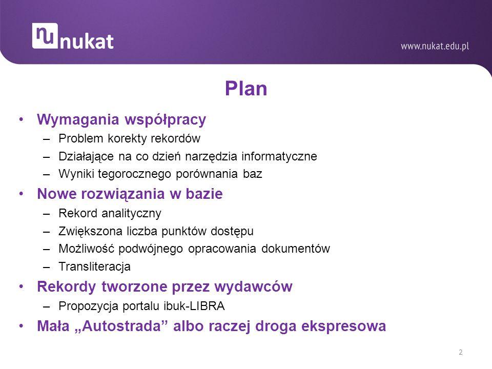 Dziękuję za uwagę! Iwona Wiśniewska i.wisniewska@uw.edu.pl 43