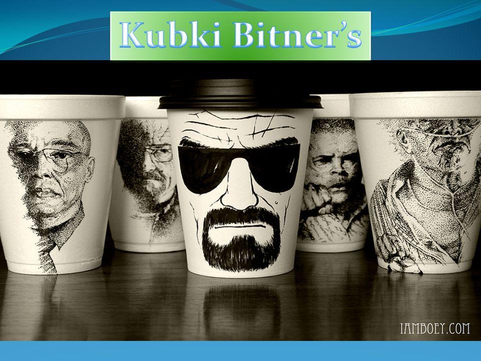 Firma Bitner's oferuje Ci styropianowe kubeczki z przeróżnymi malowidłami.