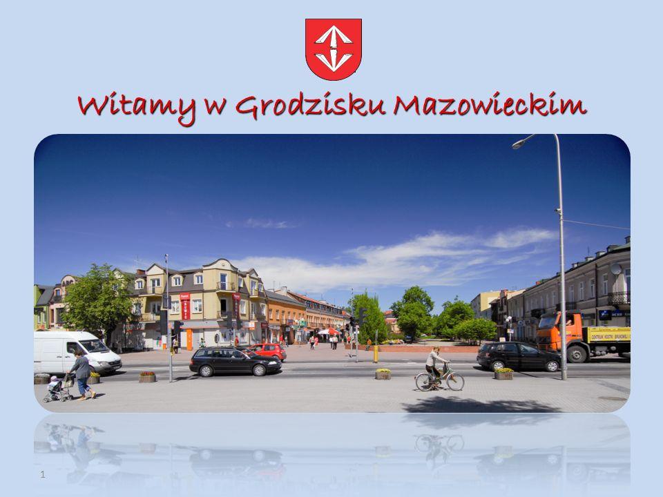 1 Witamy w Grodzisku Mazowieckim
