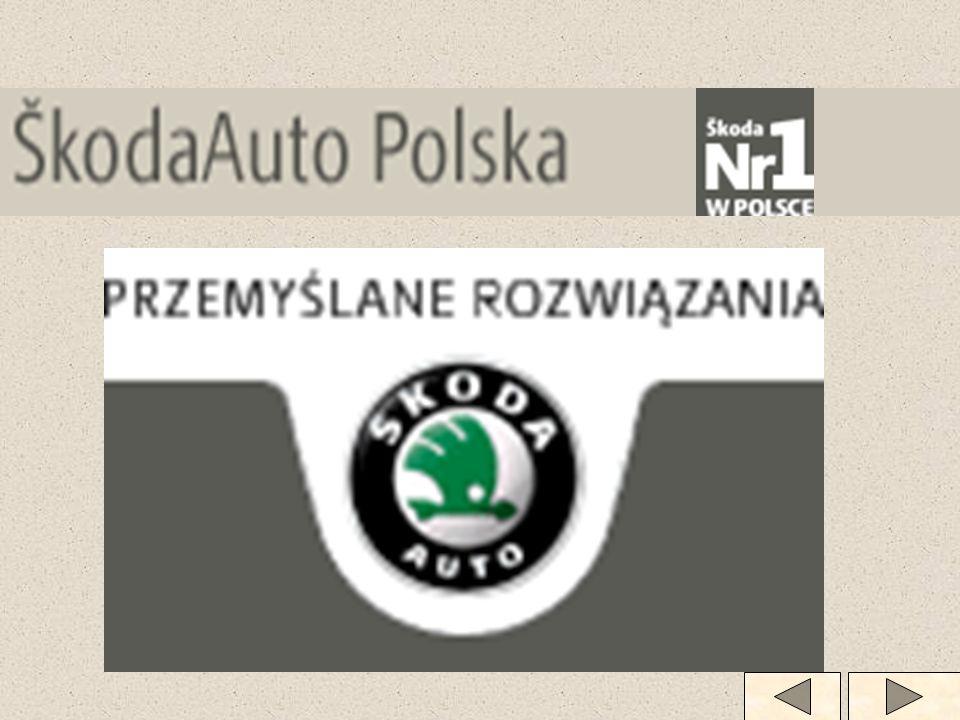 Od grudnia 1994 roku Skoda Auto Polska S.A.
