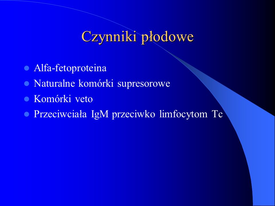 Zespół antyfosfolipidowy Objawy kliniczne: 1.