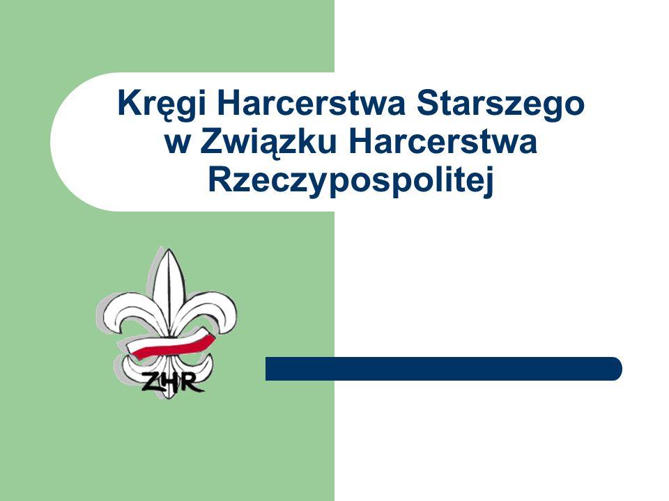 Kręgi Harcerstwa Starszego w Związku Harcerstwa Rzeczypospolitej