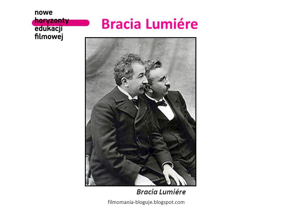 Bracia Lumiére Bracia Lumiére filmomania-bloguje.blogspot.com