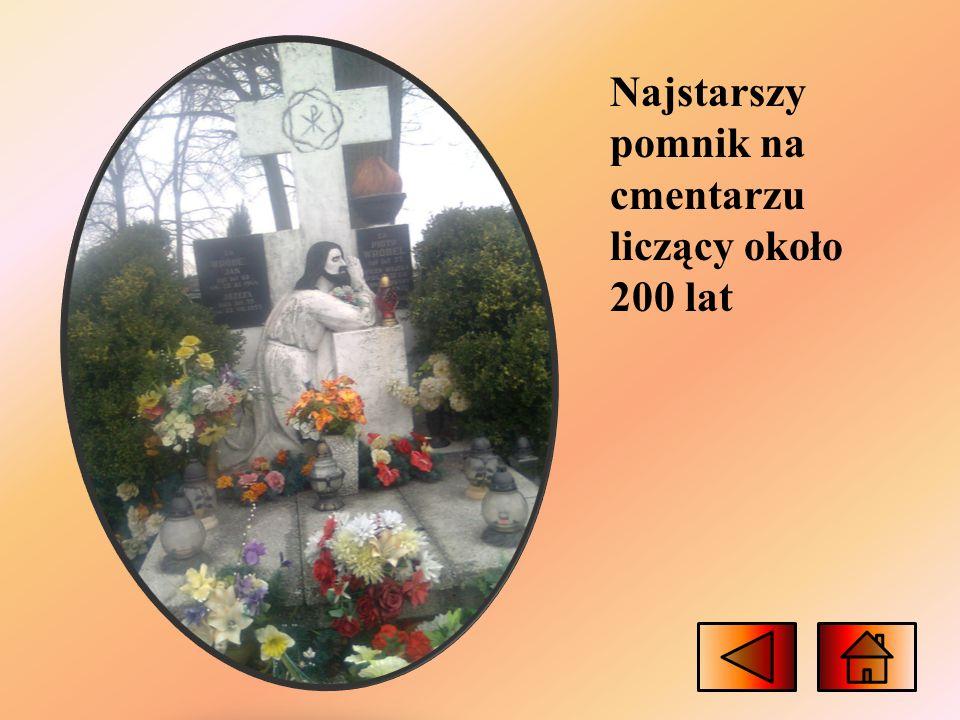 Stary cmentarz Grób nieznanych żołnierzy