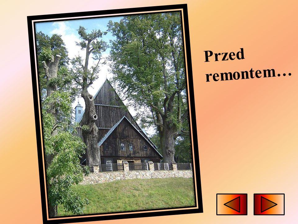 Kościół pod wezwaniem Świętego Mikołaja Najważniejszym zabytkiem miejscowości jest drewniany kościół pw. Świętego Mikołaja z I połowy XVIII wieku, a w
