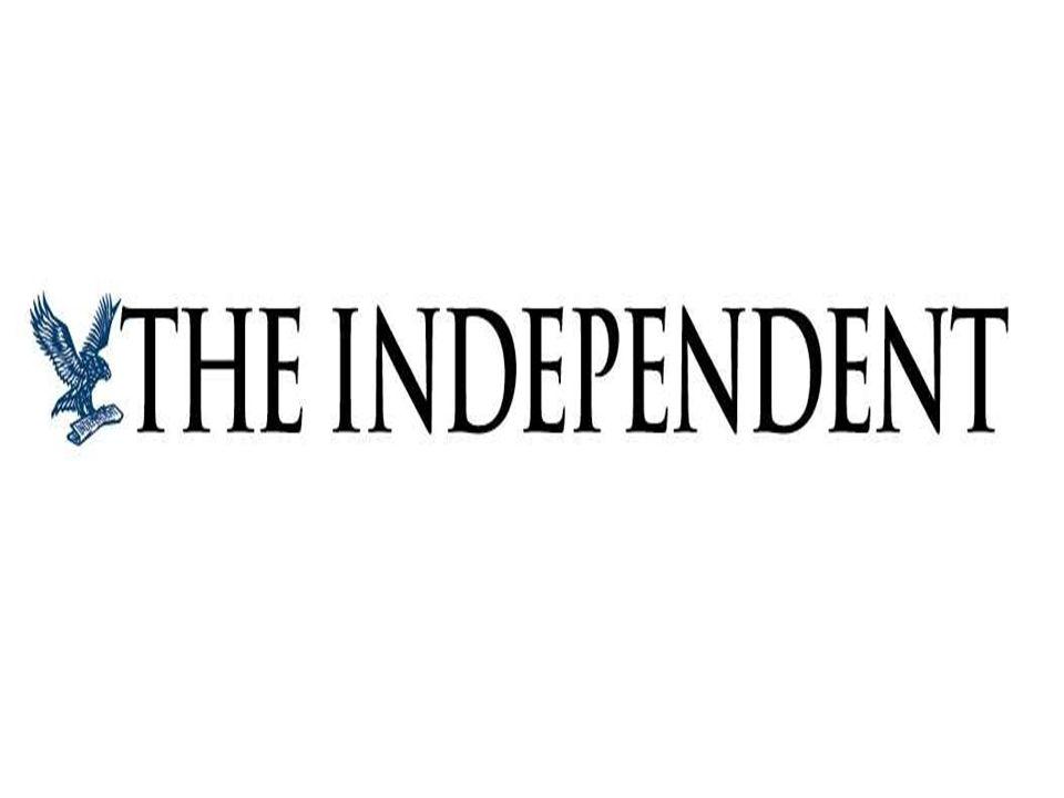 HISTORIA Od października 1986 r. News Publishing Ltd. Andreas Whittam Smith Stephen Glover Matthew Symonds Marcus Steiff