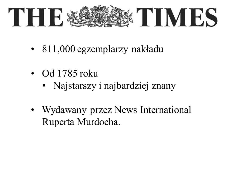 400,000 egzemplarzy nakładu Od 1921 roku Lewicowy