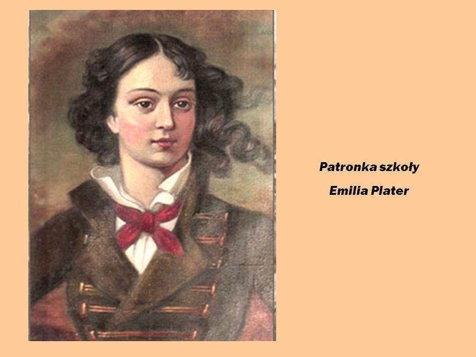 Patronka szkoły Emilia Plater