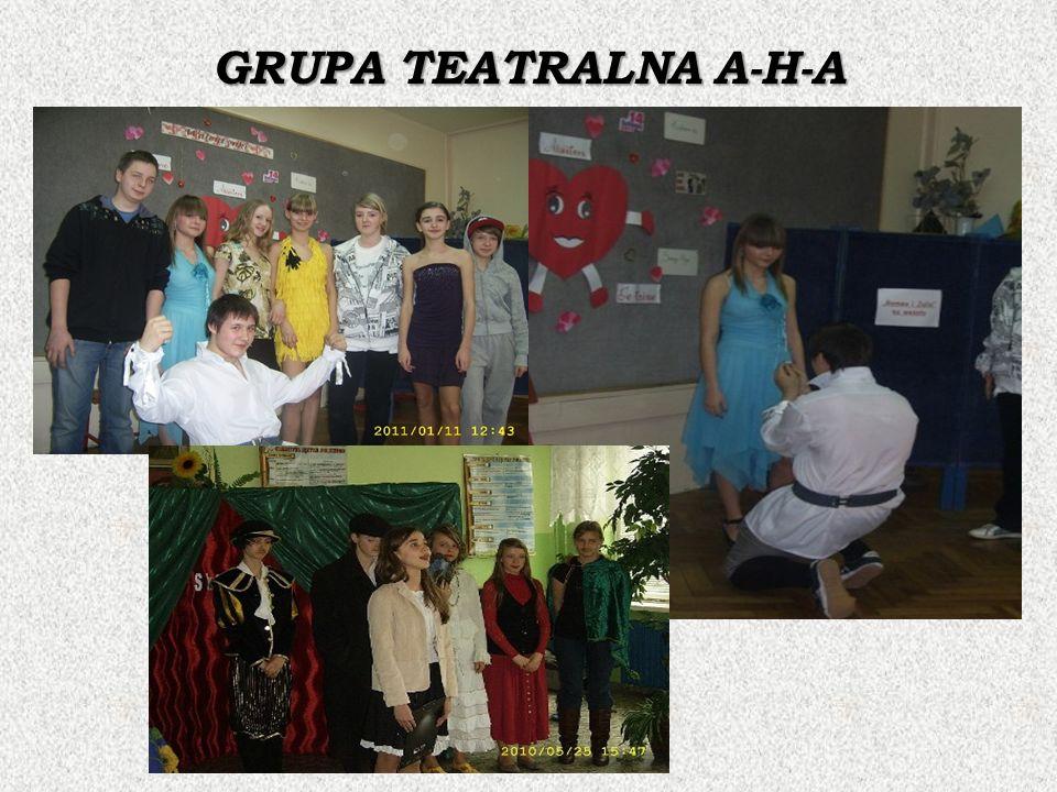 GRUPA TEATRALNA A-H-A