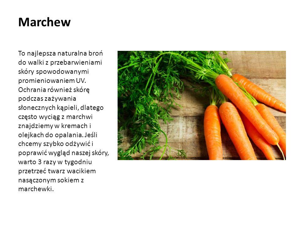 Marchew To najlepsza naturalna broń do walki z przebarwieniami skóry spowodowanymi promieniowaniem UV.