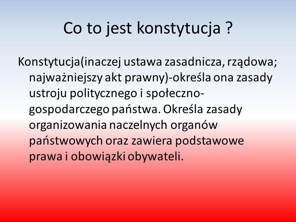 """""""Pierwsza konstytucja !Nihil novi- Nihil Novi nisi commune consensu, to konstytucja, która została uchwalona w 1505r."""