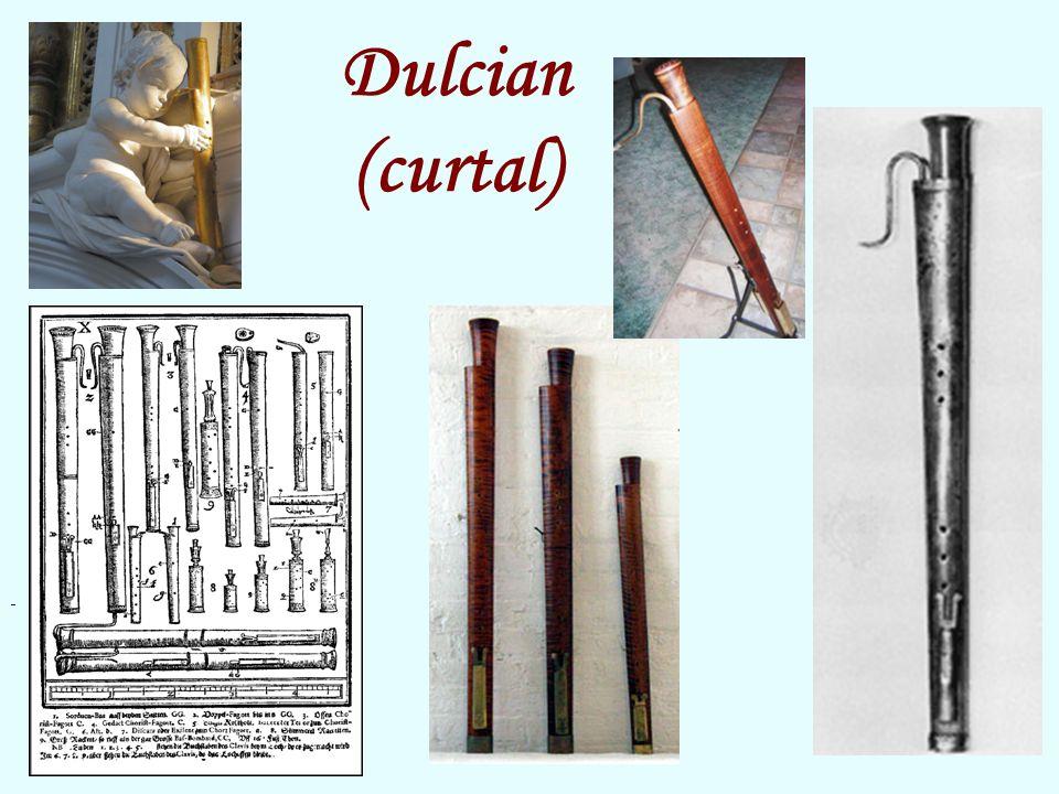 Dulcian (curtal)