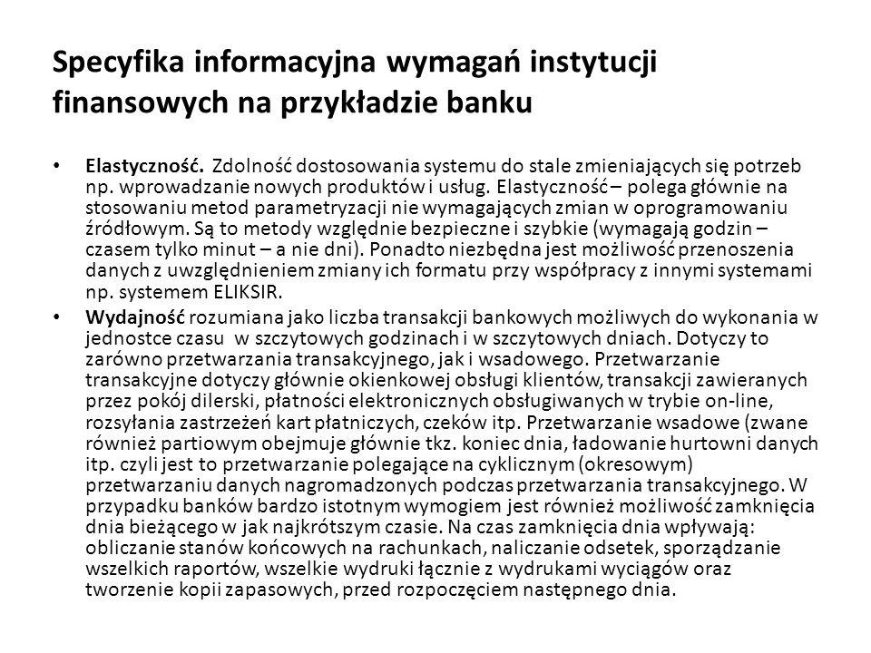 Elektroniczne systemy rozliczeniowe KIR: Obok udostępniania systemów rozliczeniowych dla banków, KIR S.A.