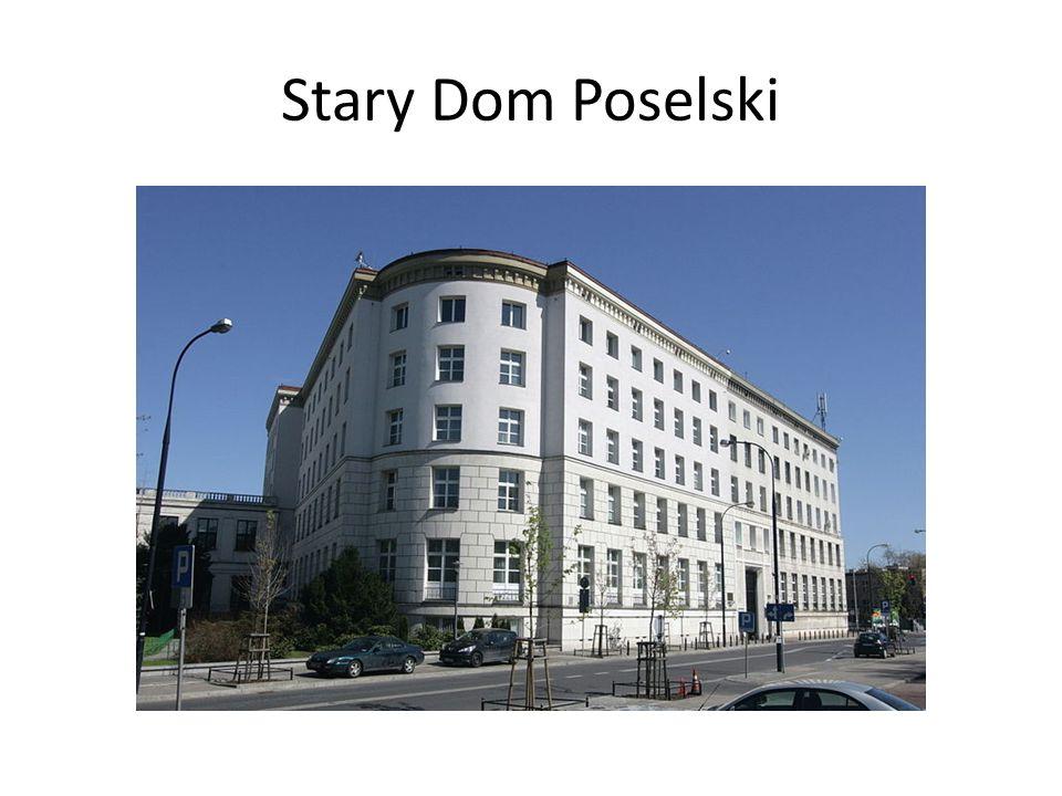 Stary Dom Poselski