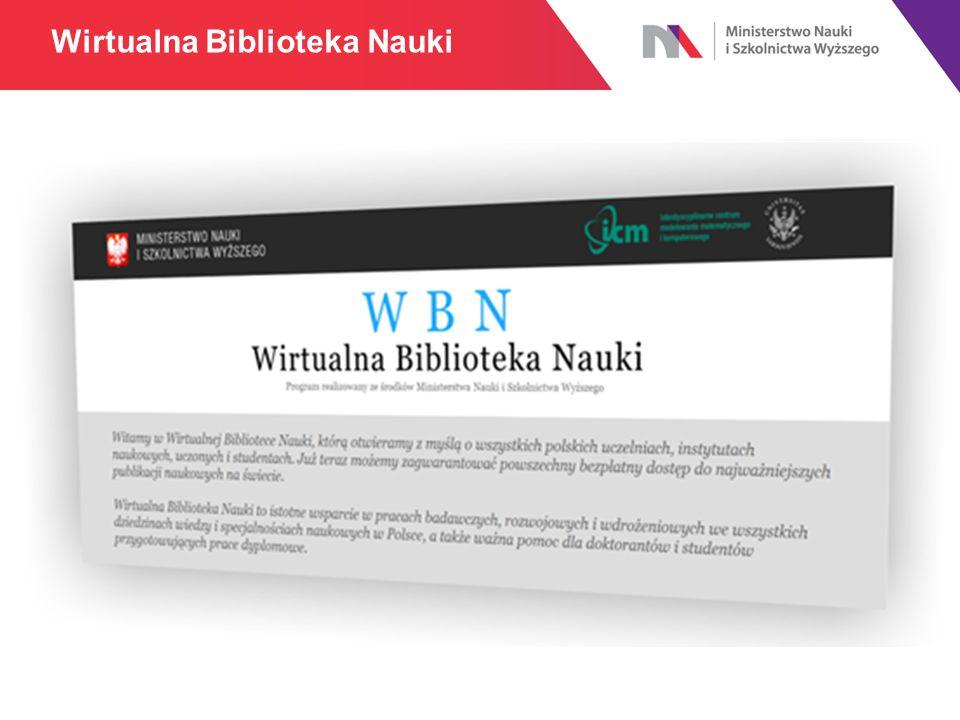 Wirtualna Biblioteka Nauki