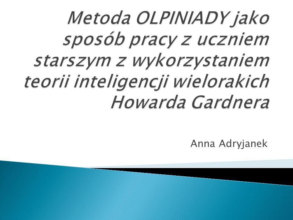 Anna Adryjanek
