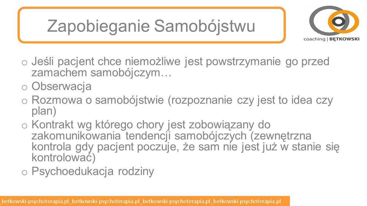 betkowski-psychoterapia.pl_betkowski-psychoterapia.pl_betkowski-psychoterapia.pl_betkowski-psychoterapia.pl_betkowski-psychoterapia.pl Prawdopodobieństwo Samobójstwa o Mężczyźni o 19-34 lata o Rozwiedzeni, owdowiali, samotni o Bezrobotni lub emeryci o Niższe klasy społeczne o Mieszkające samotnie, społeczna izolacja o Zaburzenia psychiczne o Wcześniejsze samouszkodzenia o Uzależnienie od alkoholu o Przewlekła choroba lub niepełnosprawność o Przypadki samobójstw lub chorób psychicznych w rodzinie o Ostatnie niekorzystne wydarzenia życiowe (żałoba)
