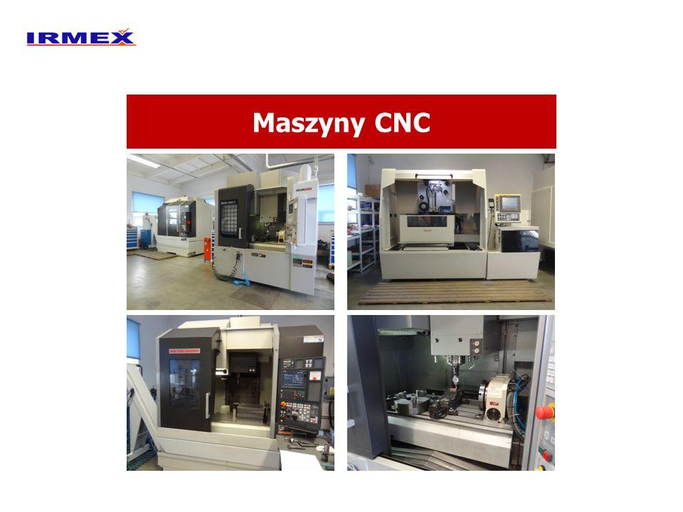 Maszyny CNC
