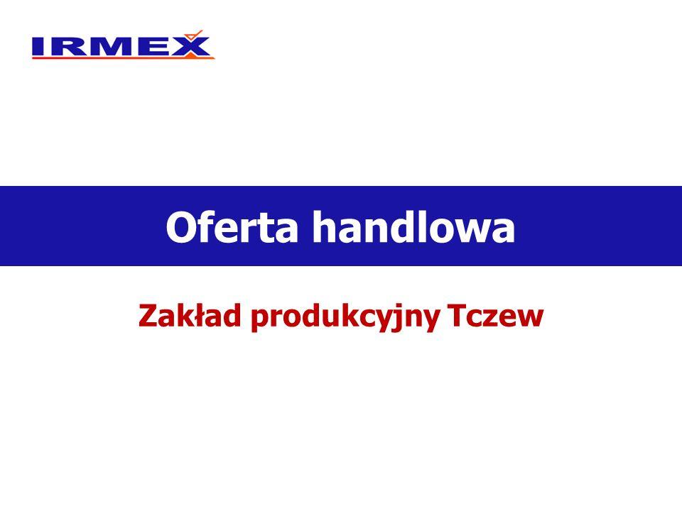 Oferta handlowa Zakład produkcyjny Tczew