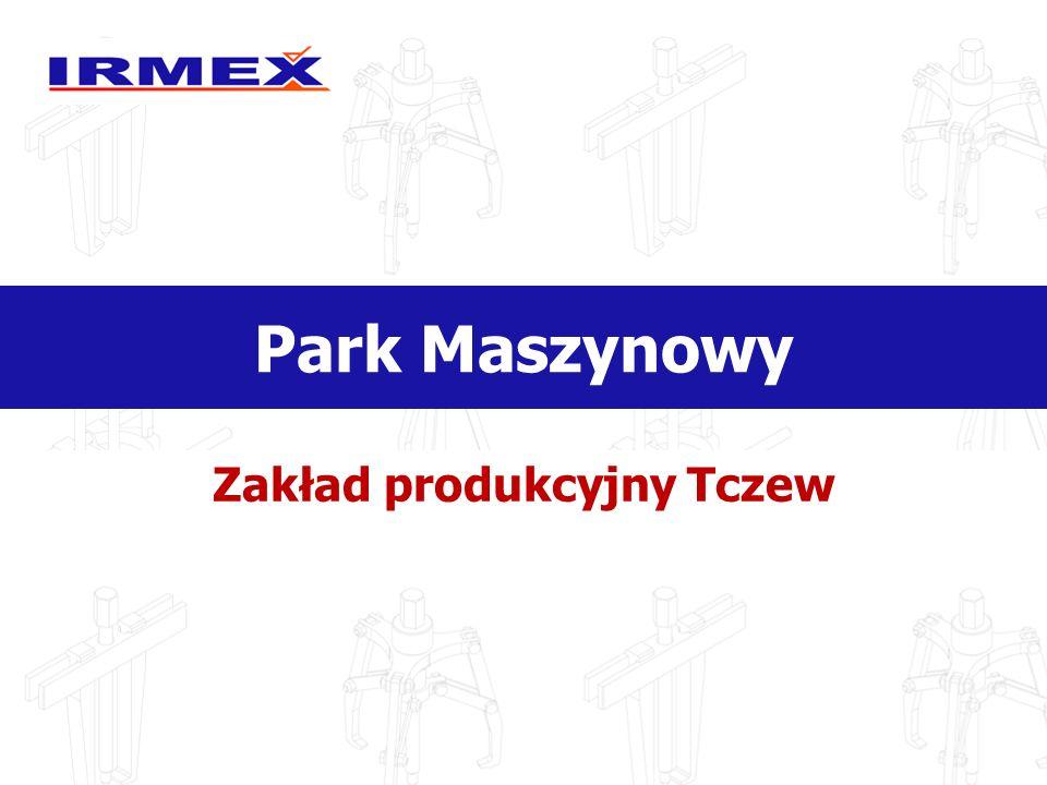 Park Maszynowy Zakład produkcyjny Tczew