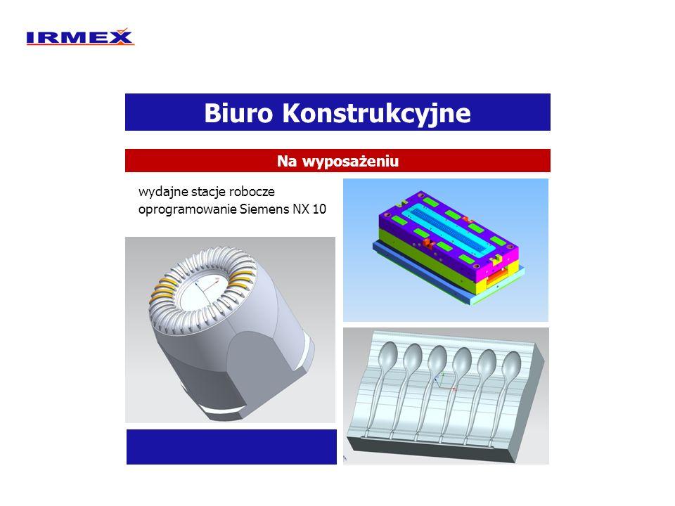Produkowane narzędzia Formy wtryskowe naszej produkcji służą do produkcji wielu rodzajów produktów, np.: Opakowaniaskrzynki, wiaderka, nakrętki Drobny sprzęt AGDwyciskacze, osuszacze sałaty Sprzęt Pomiarowyprecyzyjne mechanizmy Sprzęt użytkowyopakowania CD, wieszaki ubraniowe Artykuły ogrodniczedoniczki, przyłącz węży Wykrojniki i tłoczniki naszej produkcji służą do produkcji np.: Sprzęt Pomiarowyobudowy liczników Opakowaniajednorazowe foremki aluminiowe