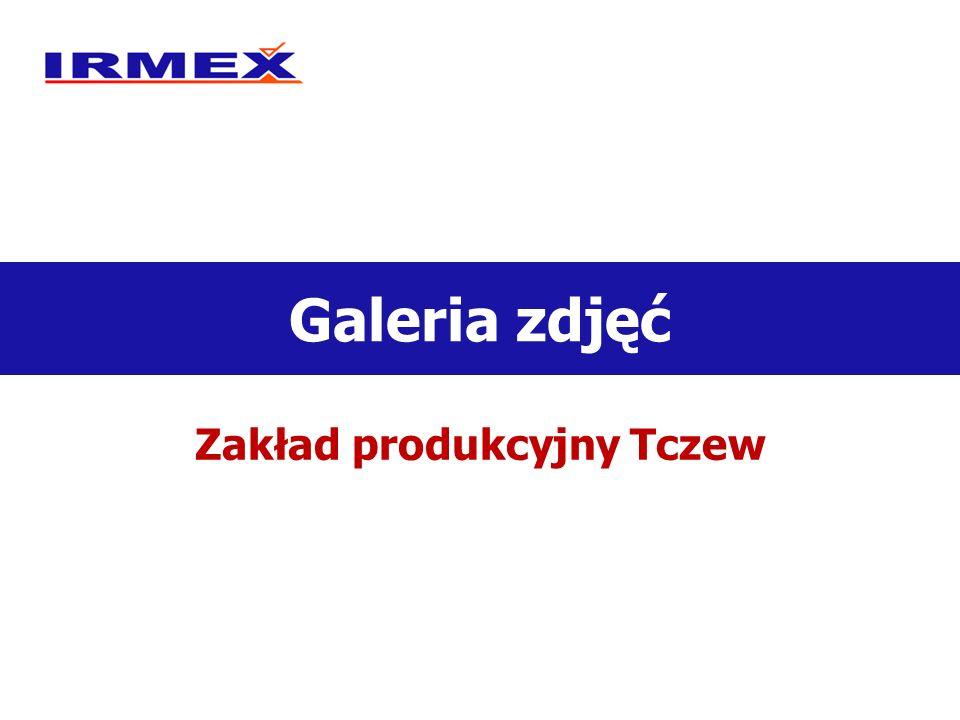 Galeria zdjęć Zakład produkcyjny Tczew
