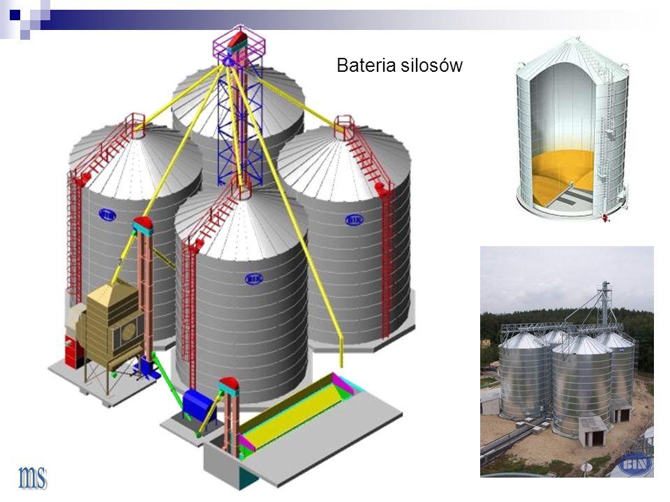 Bateria silosów