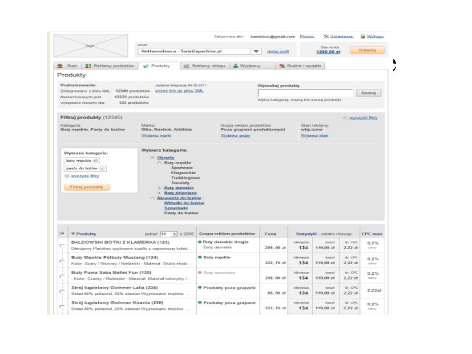 Zapewnienie dostępu do informacji - modele Model filtra – dostęp do zawartości całej witryny na jednej stronie Model wyszukiwania – wyszukiwanie jedynie przez słowa kluczowe