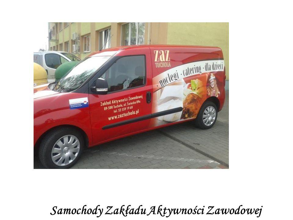 Samochody Zakładu Aktywności Zawodowej