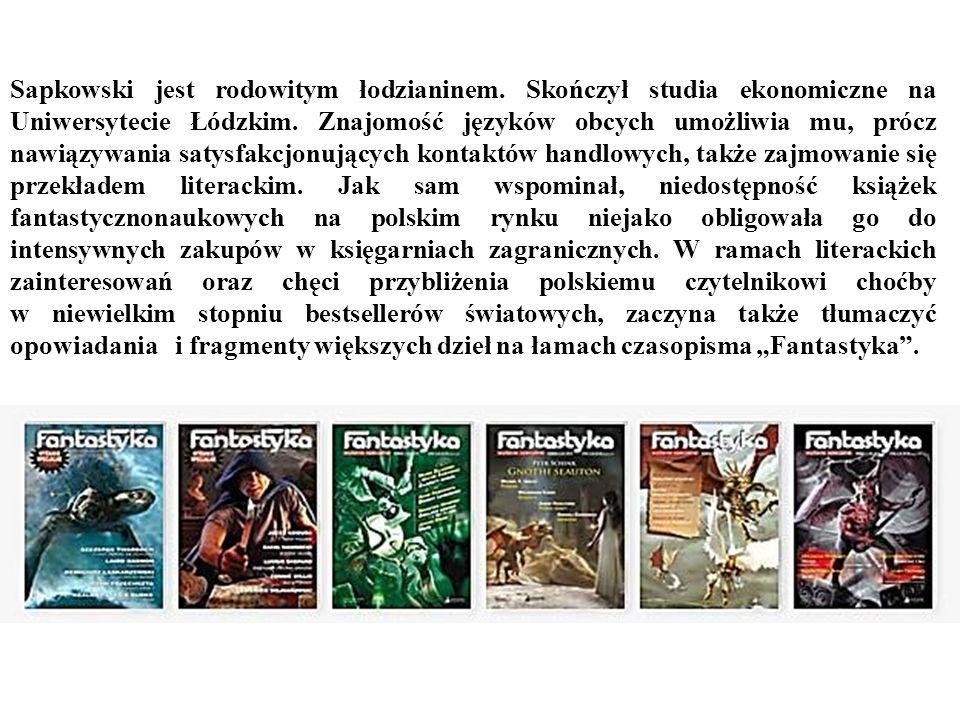 """Wreszcie, w grudniowym numerze """"Fantastyki z 1986 r."""