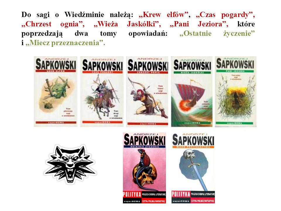 Przepiękne grafiki okładek z gry Wiedźmin 3: Dziki Gon wykonane przez Krzysztofa Domaradzkiego.