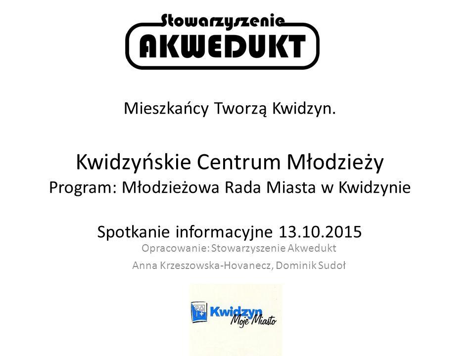 Mieszkańcy Tworzą Kwidzyn.