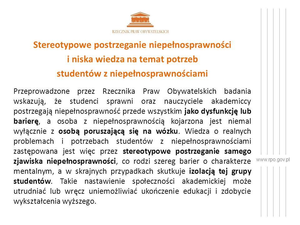 www.rpo.gov.pl Współpraca z tłumaczami języka migowego Szereg praktycznych problemów rodzi współpraca z tłumaczami języka migowego.