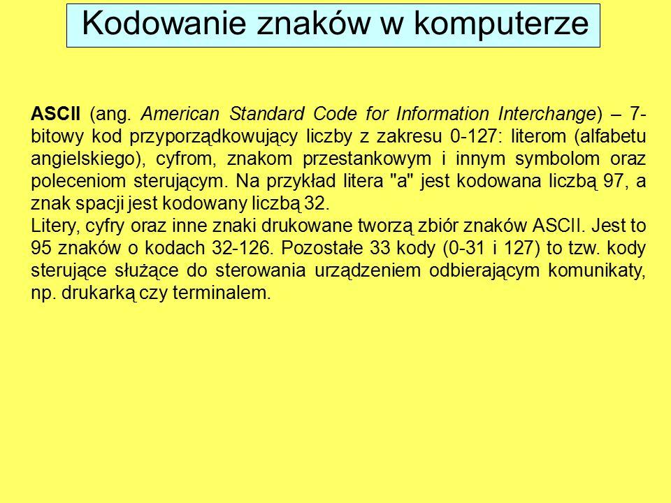 ASCII (ang.