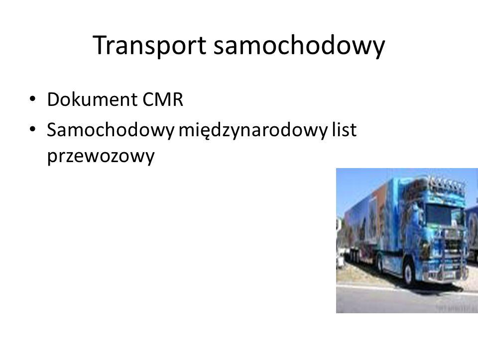 Zalety i wady transportu kolejowego zalety zdolność do przewozów masowych relatywnie niskie stawki przewozowe regularna częstotliwość i rytmiczność oferowanych połączeń korzystna oferta z punktu widzenia czasu transportu wysoka niezawodność przewozów kolejowych stosunkowo rozległa sieć połączeń kolejowych specjalistyczny tabor przystosowany do przewozów ładunków o zróżnicowanej podatności transportowej możliwość dostępu do przewoźników innych gałęzi transportu najbardziej ekologiczna forma przewozu, wpływa na ochronę środowiska naturalnego.