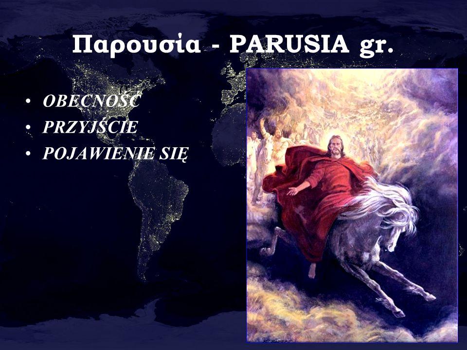 Słowa o końcu - TANACH JOM ADONAI (JHWH) – DZIEŃ PANA (JAHWE) BAJOM HAHU – W OWYM DNIU AHARIT – NA KOŃCU CZASÓW JOM ADONAI (JHWH) – DZIEŃ PANA (JAHWE) BAJOM HAHU – W OWYM DNIU AHARIT – NA KOŃCU CZASÓW