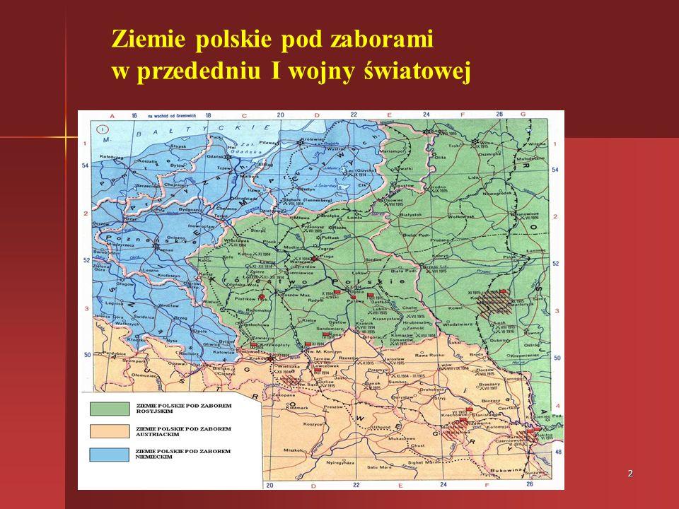 23 Godło Polski w 1919 r.