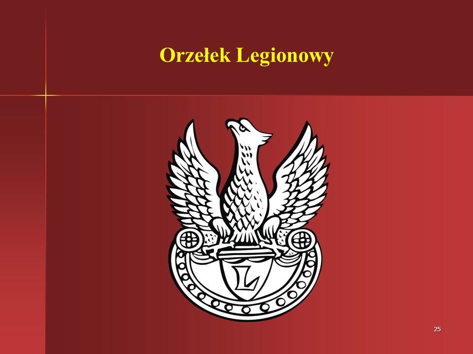 25 Orzełek Legionowy
