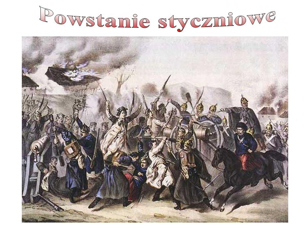 Zaczęły się represje wobec Polaków: wywózki na Sybir, wzmogła się rusyfikacja.